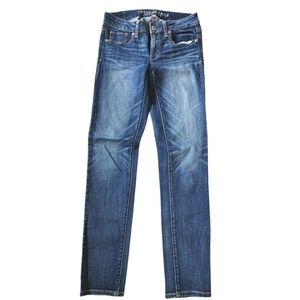 American Eagle Outfitters jeans skinny stretch sz2